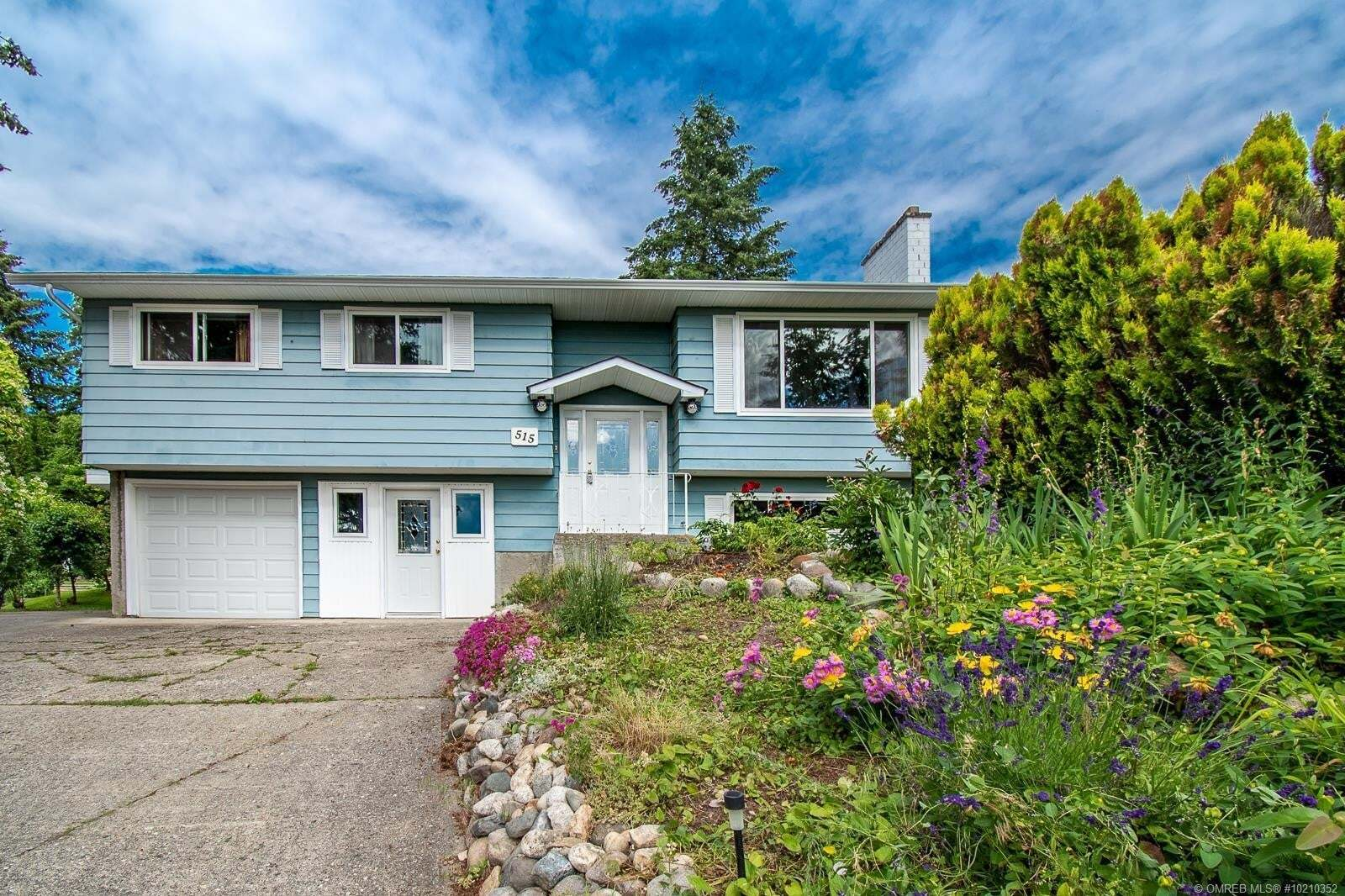 House for sale at 515 Grouse Rd Vernon British Columbia - MLS: 10210352