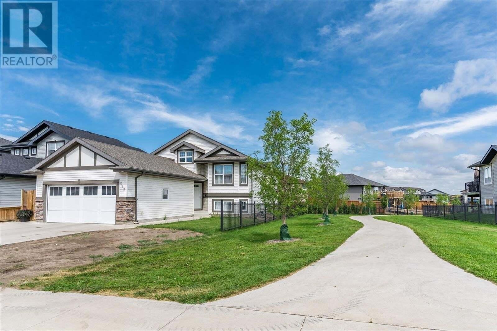 House for sale at 515 Lehrer Cres Saskatoon Saskatchewan - MLS: SK819671