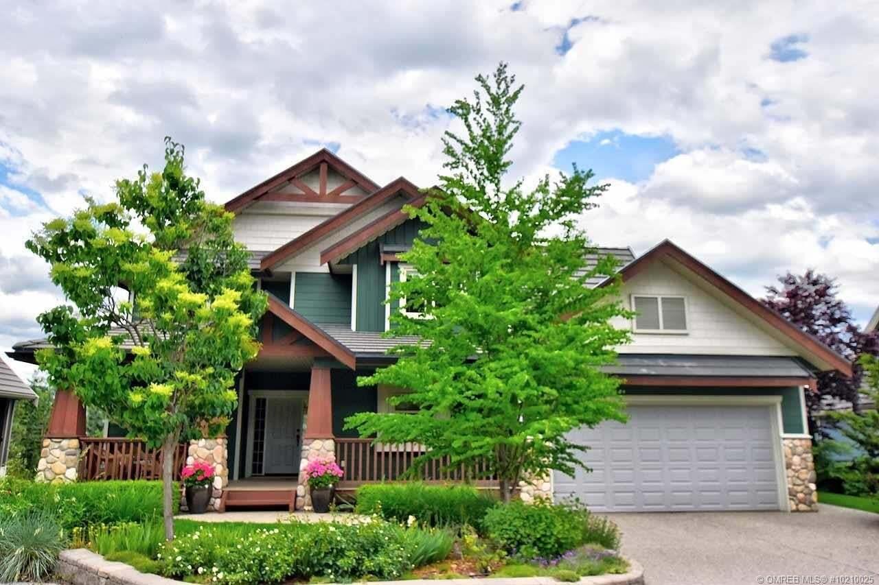 House for sale at 515 Long Ridge Dr Kelowna British Columbia - MLS: 10210025