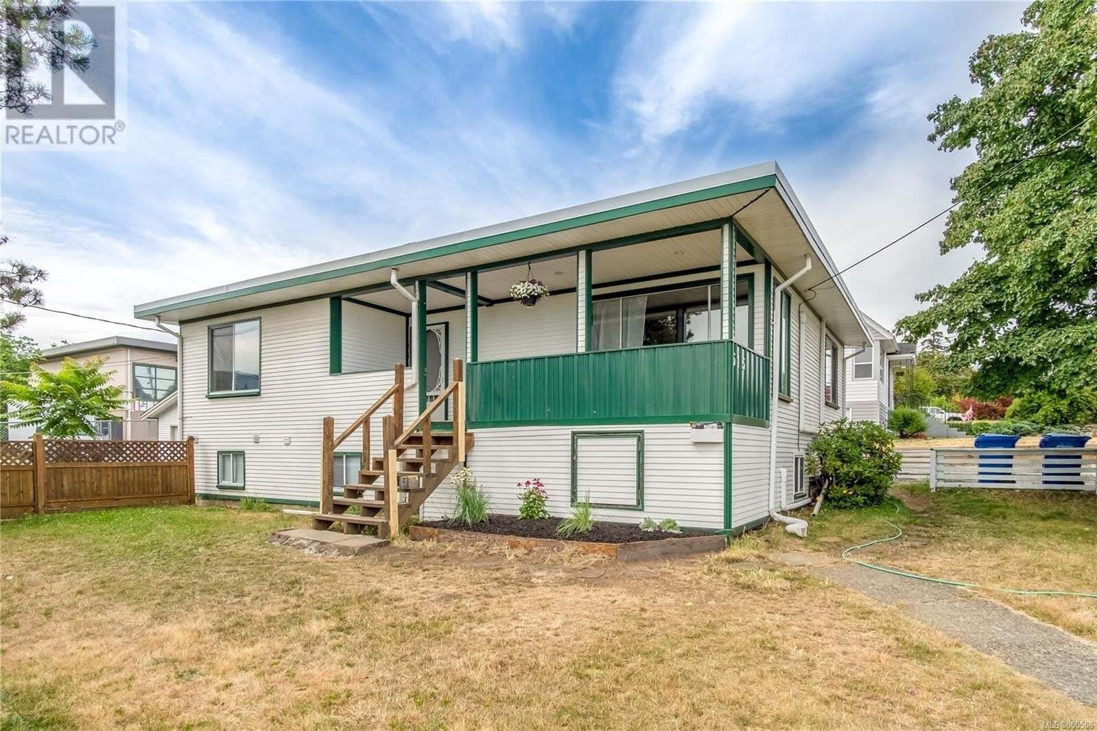 House for sale at 515 Northumberland  Nanaimo British Columbia - MLS: 850506