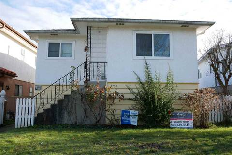 House for sale at 5150 Highgate St Vancouver British Columbia - MLS: R2328903