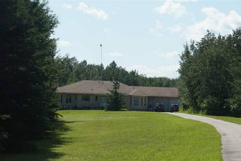 House for sale at 51512 Rge Rd Rural Parkland County Alberta - MLS: E4165673