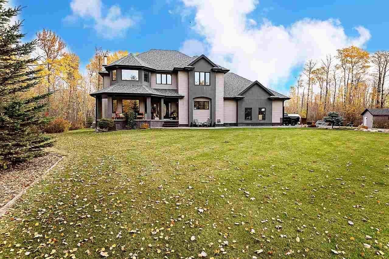 House for sale at 51543 Rge Rd 220 Rd Rural Strathcona County Alberta - MLS: E4217008