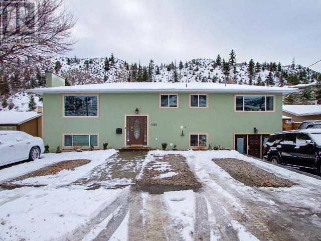 House for sale at 5159 Dallas Drive Dr Kamloops British Columbia - MLS: 155745