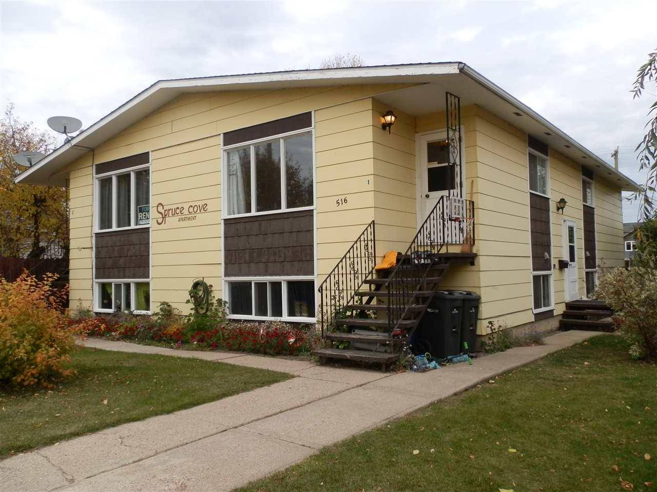 Townhouse for sale at 516 10 St Cold Lake Alberta - MLS: E4177330