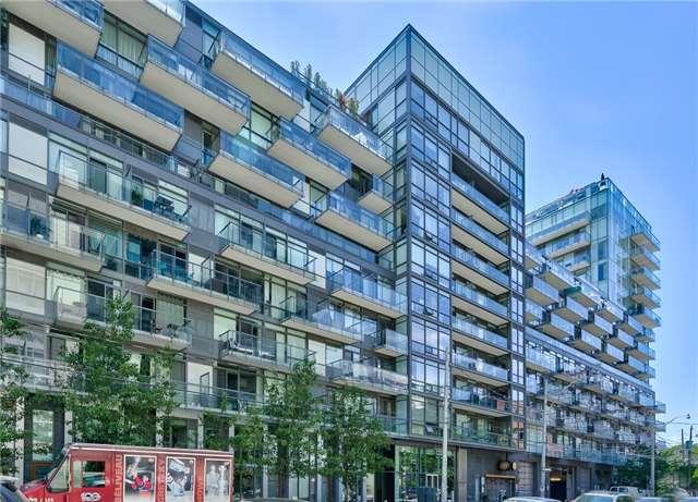 The Thompson Residences Condos: 55 Stewart Street, Toronto, ON