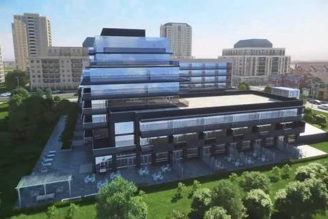 Condo for sale at 621 Sheppard Ave Unit 516 Toronto Ontario - MLS: C4702066