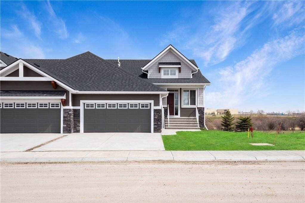 Townhouse for sale at 516 Montana Ba SE Montrose, High River Alberta - MLS: C4292507