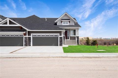Townhouse for sale at 516 Montana By Southeast High River Alberta - MLS: C4292507
