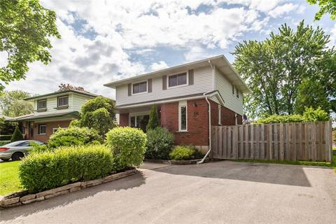 House for sale at 516 Parkside Cres Burlington Ontario - MLS: H4056732