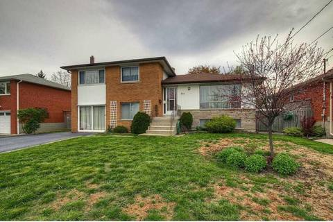 House for sale at 516 Trafford Cres Oakville Ontario - MLS: H4046590