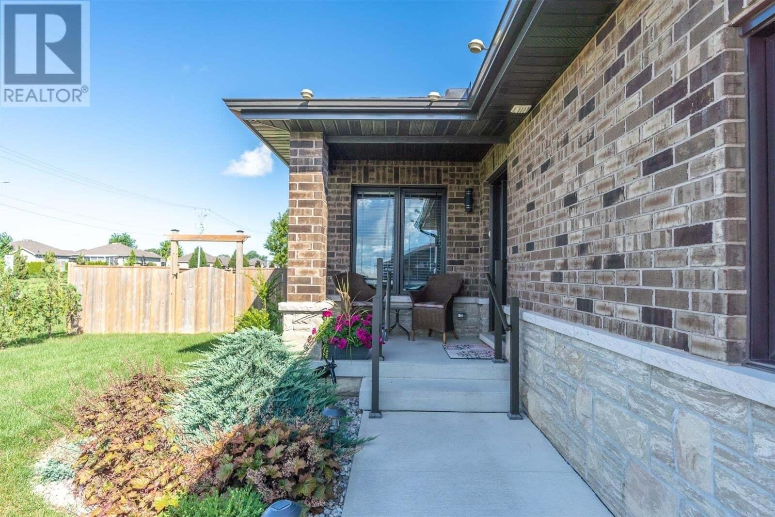House for sale at 516 Tweedsmuir Ave West Chatham Ontario - MLS: 20009524