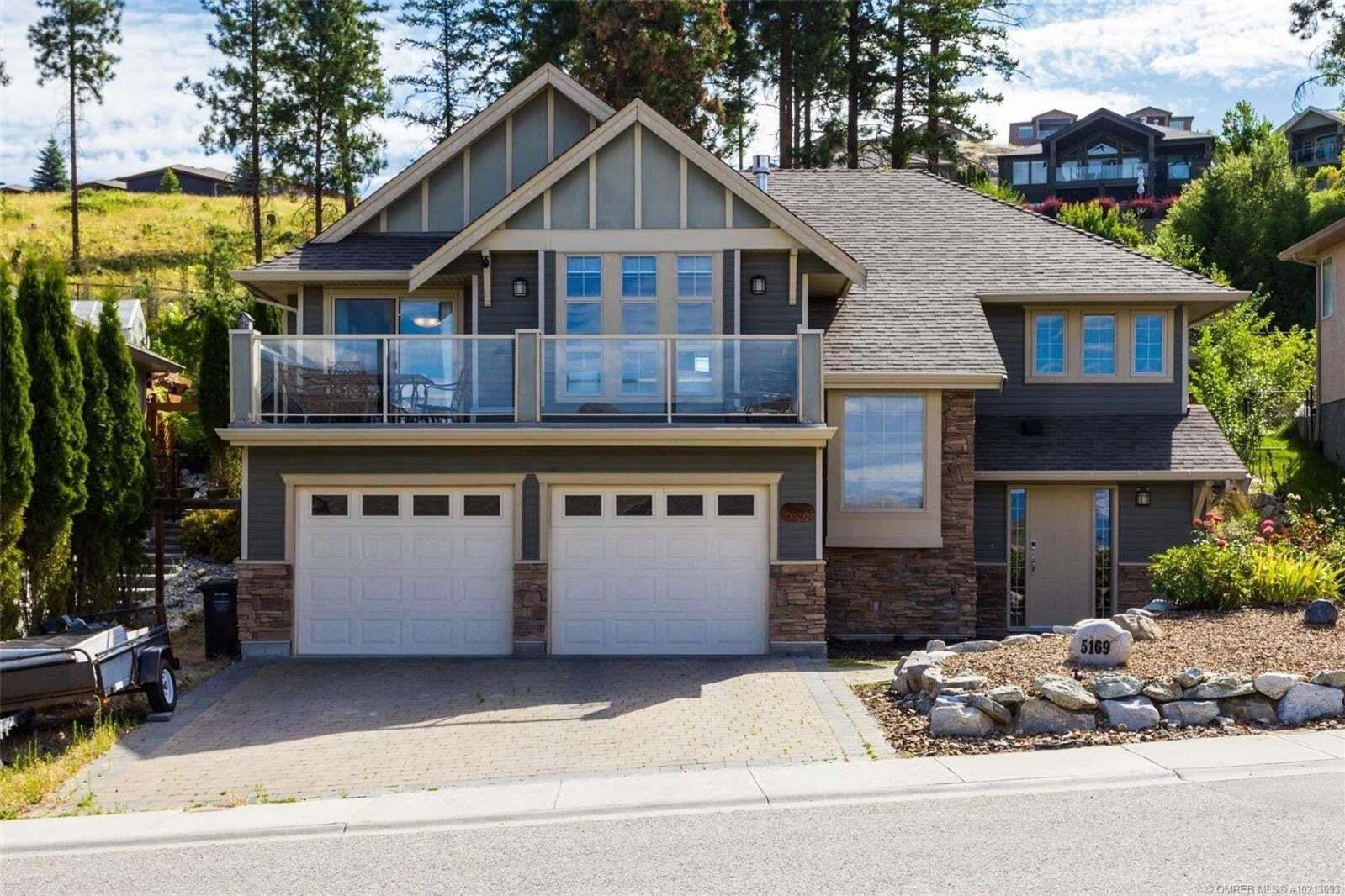 House for sale at 5169 South Ridge Dr Kelowna British Columbia - MLS: 10213093