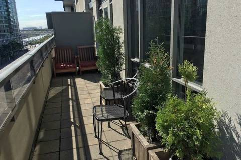 Apartment for rent at 20 Blue Jays Wy Unit 517 Toronto Ontario - MLS: C4660414