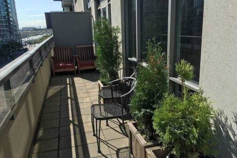 Apartment for rent at 20 Blue Jays Wy Unit 517 Toronto Ontario - MLS: C4731821
