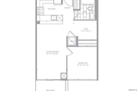 Apartment for rent at 20 Shore Breeze Dr Unit 517 Toronto Ontario - MLS: W4437871