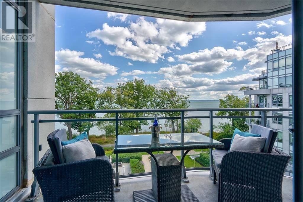 Condo for sale at 3500 Lakeshore Rd Unit 517 Oakville Ontario - MLS: 30766046