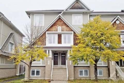 Property for rent at 517 Chapman Mills Dr Ottawa Ontario - MLS: 1215944