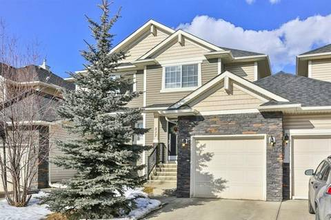 Townhouse for sale at 517 Cranston Dr Southeast Calgary Alberta - MLS: C4287018
