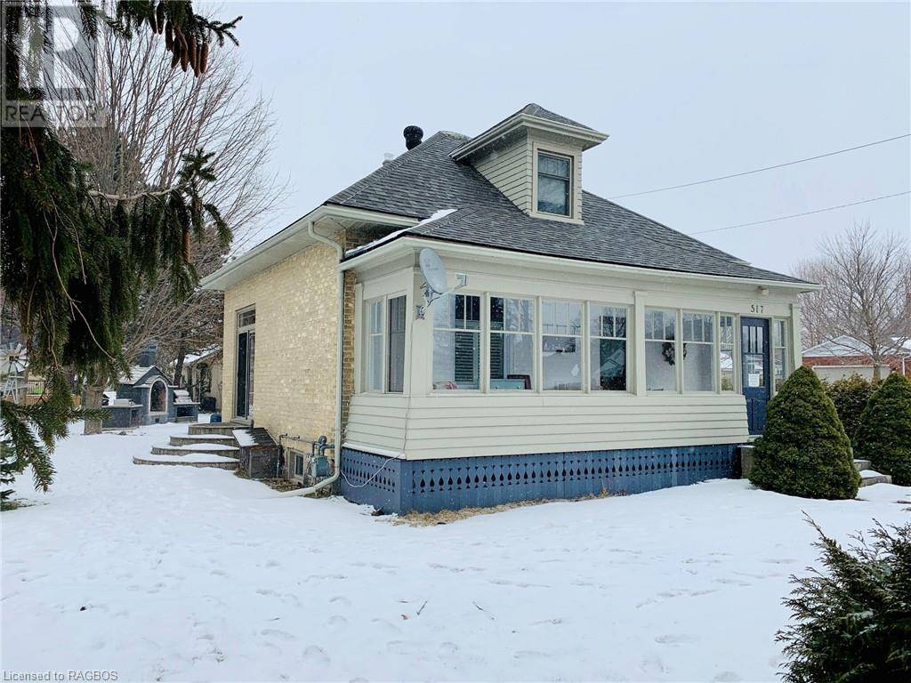 House for sale at 517 Gustavus St Port Elgin Ontario - MLS: 242343