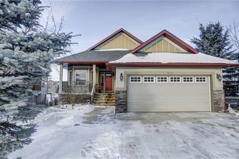 House for sale at 517 High Park Ct Northwest High River Alberta - MLS: C4275274