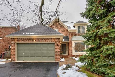 House for sale at 517 Pleasant View Ct Oakville Ontario - MLS: W4638675