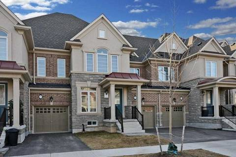 Townhouse for sale at 517 Terrace Wy Oakville Ontario - MLS: W4458386