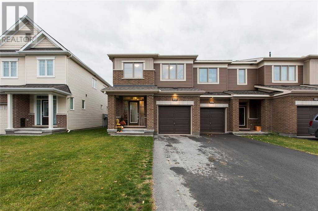 Townhouse for sale at 517 Thimbleberry Rw Orleans Ontario - MLS: 1172894