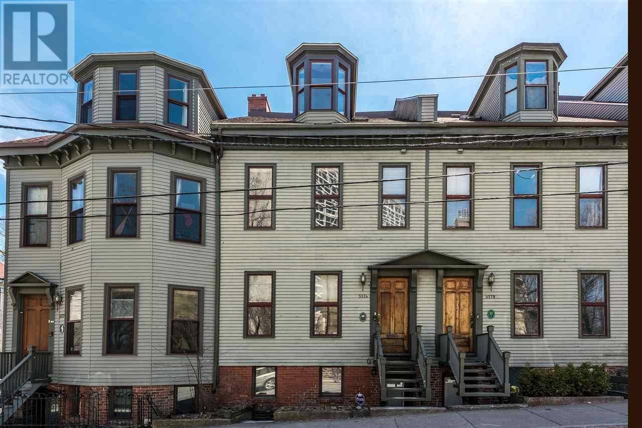 Residential property for sale at 5174 Bishop St Halifax Nova Scotia - MLS: 201921973
