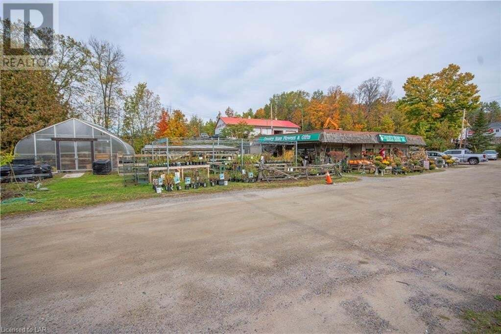 Home for sale at 5175 County Road 21  Haliburton Ontario - MLS: 40034333