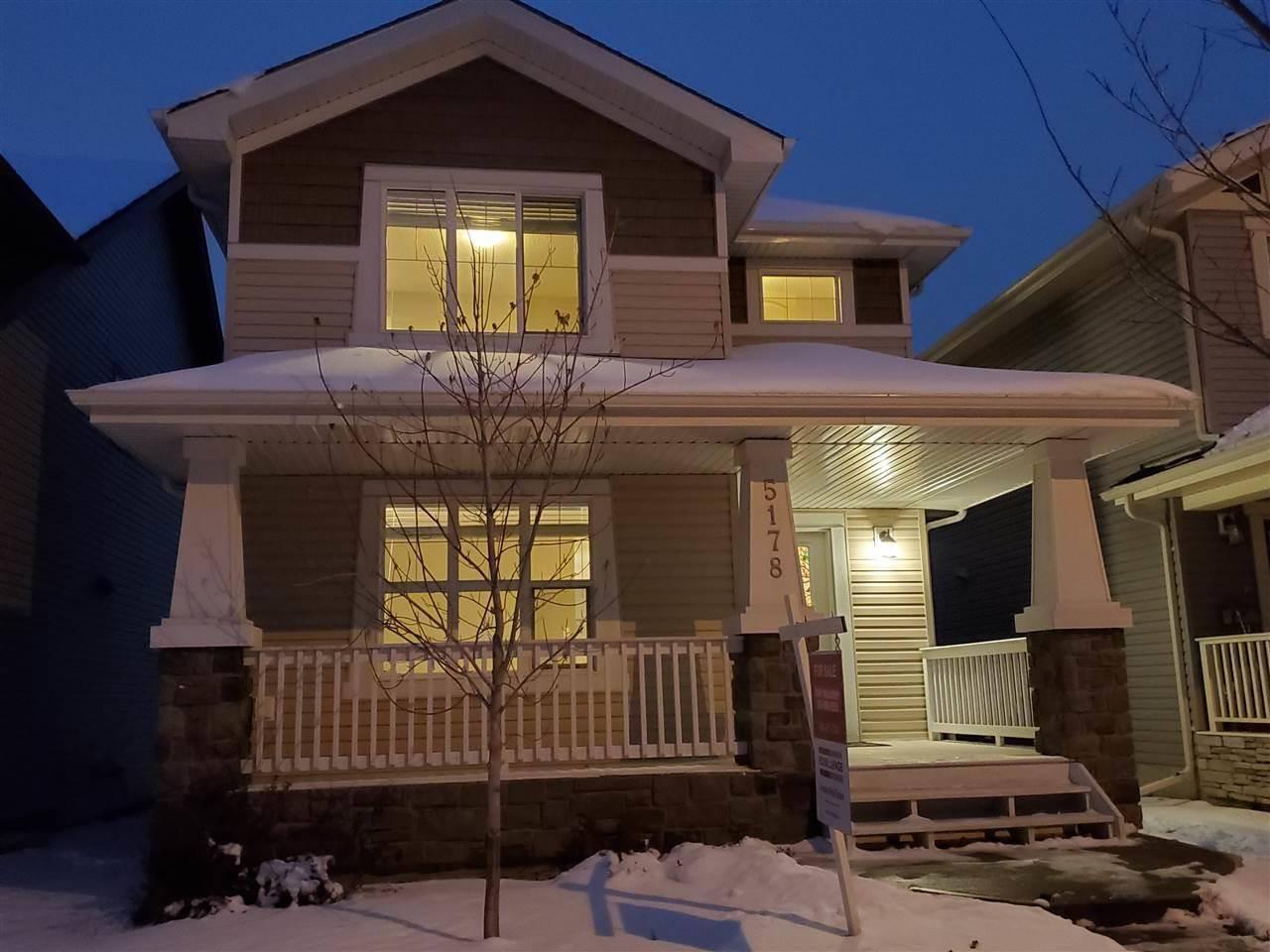 House for sale at 5178 1b Ave Sw Edmonton Alberta - MLS: E4176501