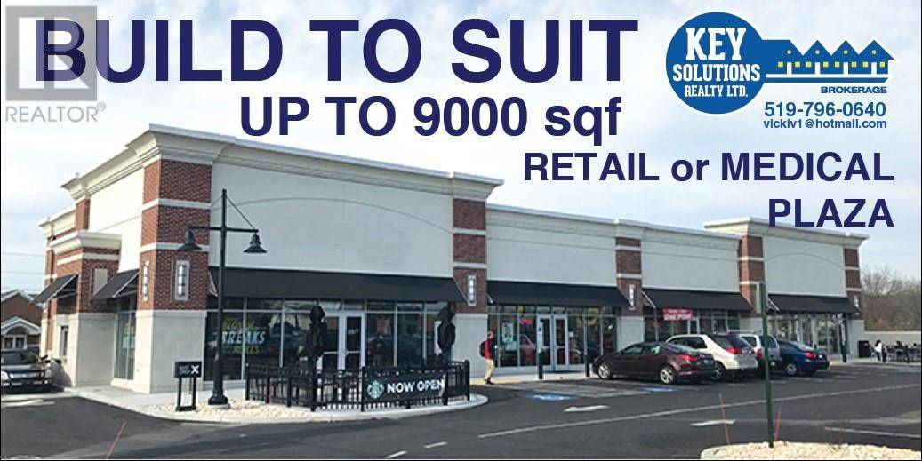 Commercial property for lease at 5178 Tecumseh Rd East Windsor Ontario - MLS: 19027164