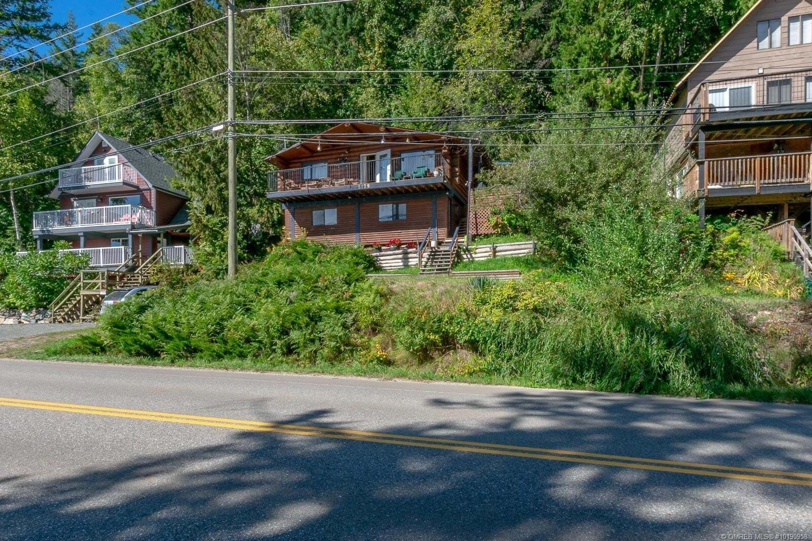 House for sale at 5179 Squilax Anglemont Rd Celista British Columbia - MLS: 10190958