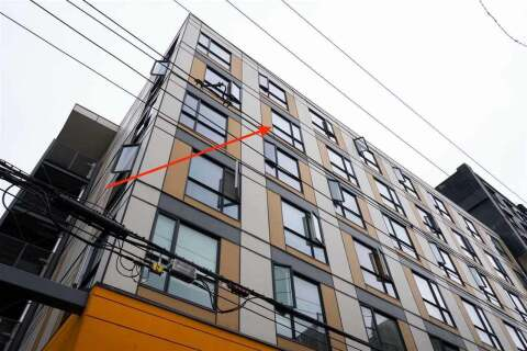 Condo for sale at 138 Hastings St E Unit 518 Vancouver British Columbia - MLS: R2471194