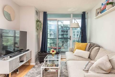 Apartment for rent at 219 Fort York Blvd Unit 518 Toronto Ontario - MLS: C4582871