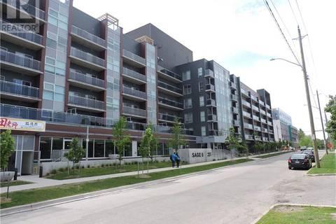 Condo for sale at 251 Hemlock St Unit 518 Waterloo Ontario - MLS: 30741249