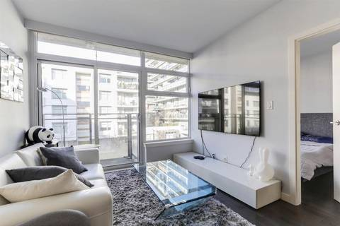 Condo for sale at 38 1st Ave W Unit 518 Vancouver British Columbia - MLS: R2439087
