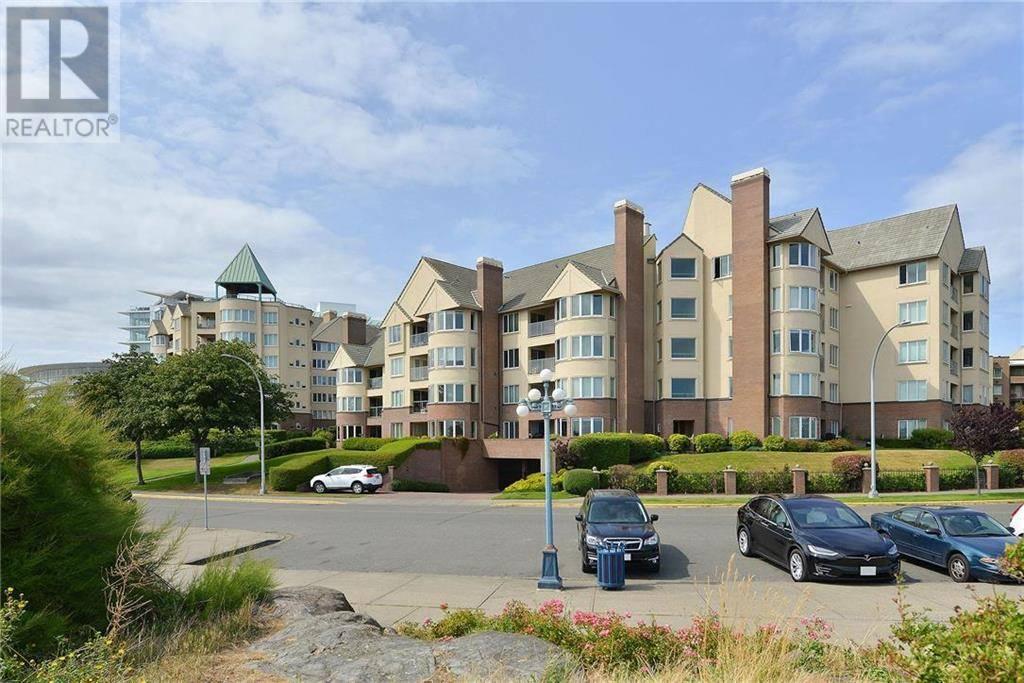 Condo for sale at 50 Songhees Rd Unit 518 Victoria British Columbia - MLS: 414172