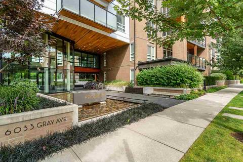 Condo for sale at 6033 Gray Ave Unit 518 Vancouver British Columbia - MLS: R2404022