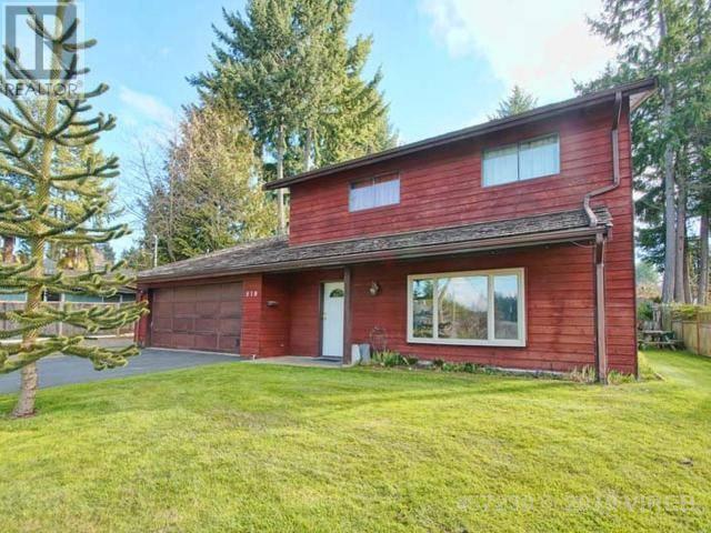 House for sale at 518 Aspen Ave Qualicum Beach British Columbia - MLS: 457230