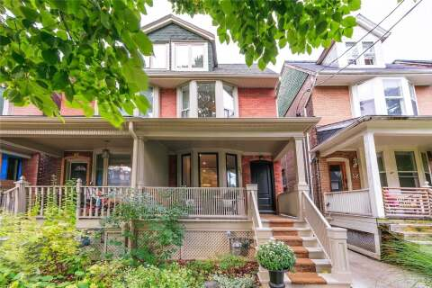 Townhouse for sale at 518 Brunswick Ave Toronto Ontario - MLS: C4951703