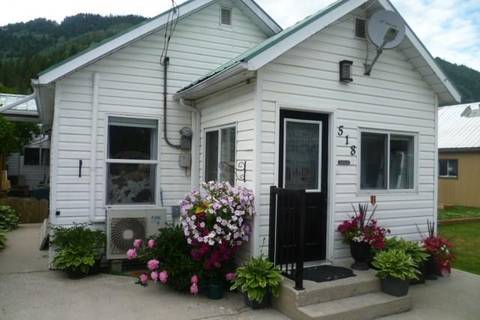 House for sale at 518 Davies Ave Salmo British Columbia - MLS: 2438385