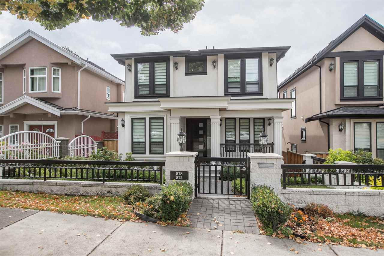 Removed: 518 East 60th Avenue, Vancouver, BC - Removed on 2018-12-08 04:21:10