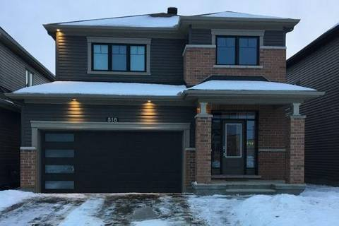House for sale at 518 Genevriers St Orleans Ontario - MLS: 1139159