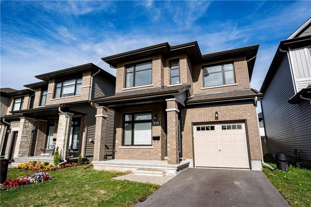 House for rent at 518 Silver Sage Ave Ottawa Ontario - MLS: 1171105