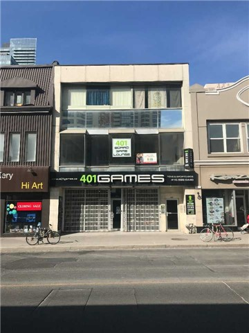 For Rent: 518 Yonge Street, Toronto, ON | 0 Bath Property for $35. See 2 photos!
