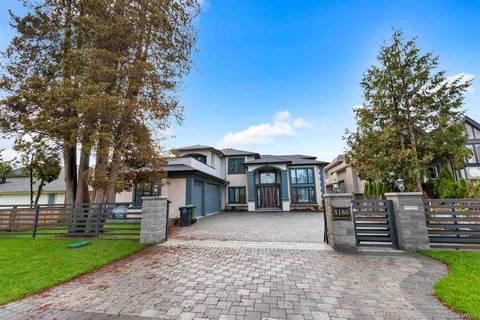 House for sale at 5180 Calderwood Cres Richmond British Columbia - MLS: R2393606