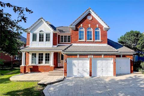 House for sale at 5181 Forest Ridge Dr Mississauga Ontario - MLS: W4528997