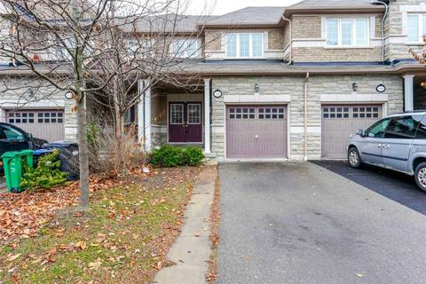 Townhouse for sale at 5182 Angel Stone Dr Mississauga Ontario - MLS: W4642654