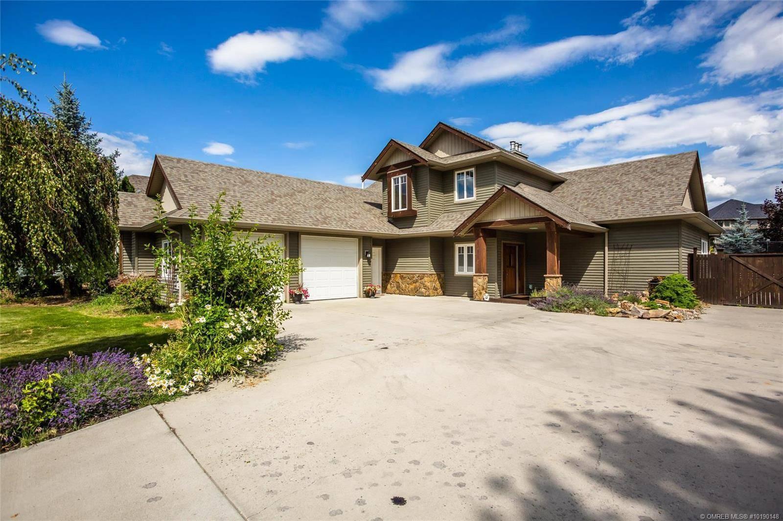 House for sale at 5185 Lark St Kelowna British Columbia - MLS: 10190148